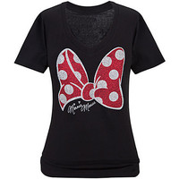 Disney Minnie Mouse Tee for Women | Disney Store