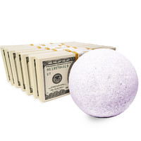 Jasmine Delight Cash Bath Bombs