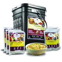 120 Servings of Wise Company Entree Emergency Survival Food