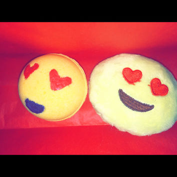 Emoji Bathbombs
