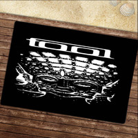 Tool Band Bedroom Carpet, Bath or Door Mat
