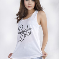 Panic! at the Disco Graphic Printed Tank