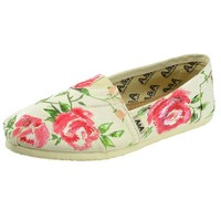 Glory Rose Floral Shoes, Custom Gift