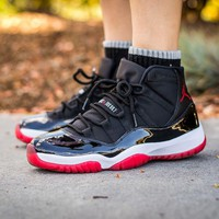 Air Jordan 11 Bred 2019 AJ11s Sneakers - Best Deal Online