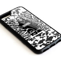 Lil Wayne Black Quote iPhone 7 and 7 Plus Hard Plastic Case