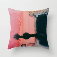 Intuitive Throw Pillow by duckyb