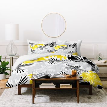 Karen Harris Bumble Bee Whisper Duvet Cover