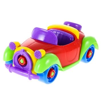 Funny Baby Children Puzzle Toy Kid Colorful Car Airplane Puzzle Assembly Kids Boys Early Educational Toys