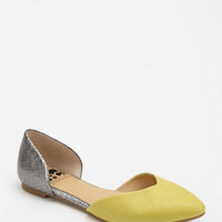 BC Footwear Up All Night D'Orsay Flat - Urban Outfitters