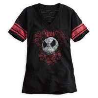 Disney Jack Skellington Tee for Women | Disney Store