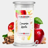Cinnamon Apple Jewelry Candle