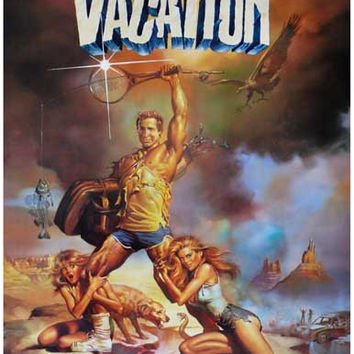 National Lampoons Vacation Movie Poster 11x17