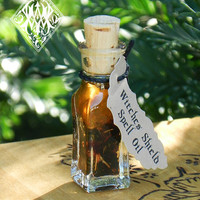 """Witches Shield """"Alchemist Tree"""" Spell Oil . Shielding Negativity, Protection from Evil, Psychic Vampires, Self Defense"""