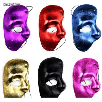 30pcs/lot The Phantom of the Opera, Party masks/masquerade masks,eight colors for choose