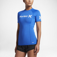 The Hurley One And Only Women's Surf Shirt.