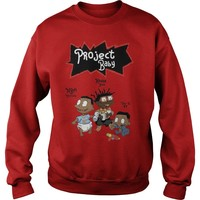 Nba Young Boy, Kodak Black and Tay K Project baby shirt Sweat Shirt