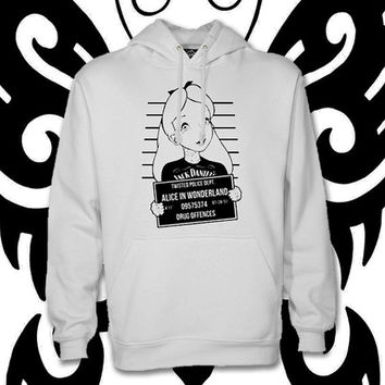 Punk Disney Princess Alice In Wonderland by christmasHoodie , hoodies, custom hoodie, ... :D