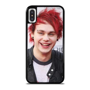 FIVE SECONDS OF SUMMER MICHAEL CLIFFORD 5SOS iPhone X Case Cover