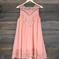 angel lace flowy dress