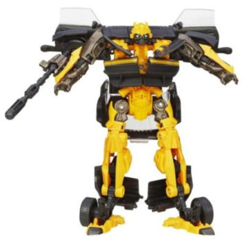 Transformers Age of Extinction Deluxe High Octane Bumblebee