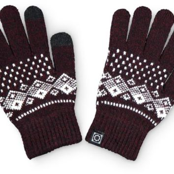 Empyre Stakes Knit Gloves
