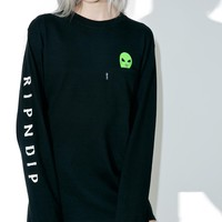 Lord Alien Long Sleeve Tee