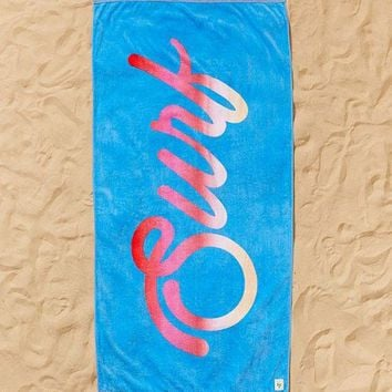DCCKVE6 Billabong Surf Beach Towel | Urban Outfitters