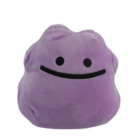 New Arrival Pokemon Plush Ditto Toys Animals Soft Stuffed Toys 16cm