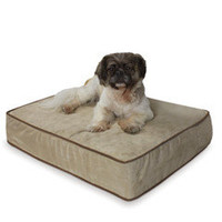 The Temperature Regulating Pet Bed - Hammacher Schlemmer