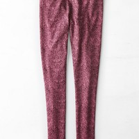 AEO Women's Printed Legging