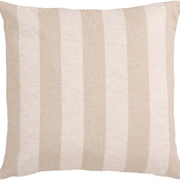 Simple Stripe Smooth Stripe Decorative Pillow - Home Decor | Surya
