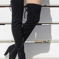 Sarasota Over The Knee Boots FINAL SALE!
