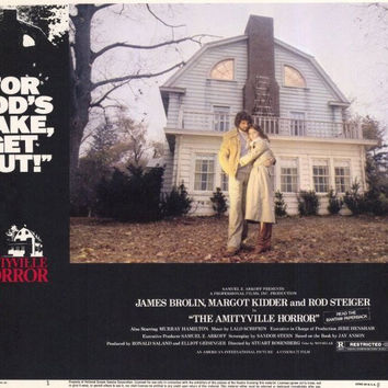 The Amityville Horror 11x14 Movie Poster (1979)