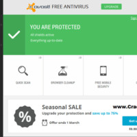 Avast Antivirus 2016 Activation Code with Crack Keygen