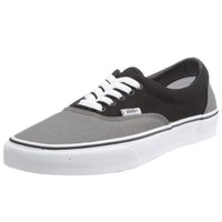 Vans VANS ERA SKATE SHOES 10 (PEWTER/BLACK)