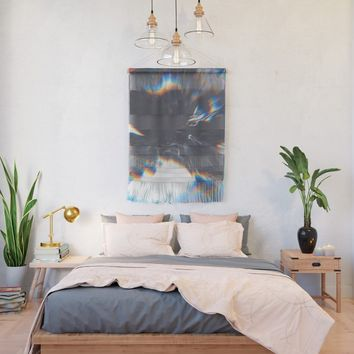 Astral Projection Wall Hanging by duckyb