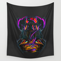 Beautiful Creatures Wall Tapestry by J.Lauren