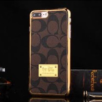 Luxury Brand Case Cover For iPhone 7 6 6s plus 5 5S SE Samsung Galaxy Note 4 S 5 6 7