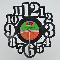 Vinyl Record Wall Clock (artist is Crosby, Stills, Nash, and Young )