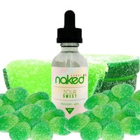 Sour Sweet E-juice - Naked 100 Candy