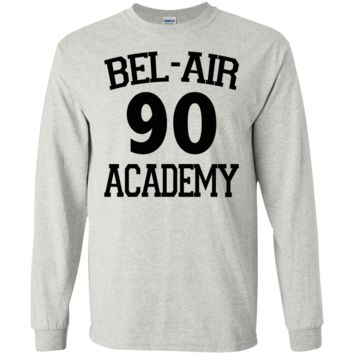 Bel Air Academy Uncle Phil Long Sleeve Shirt