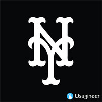 NEW YORK METS MLB Sports VINYL DECAL STICKER