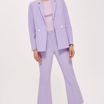 Cropped Suit Trousers | Topshop