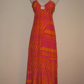 Kookai Silk Maxi Dress 2