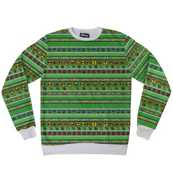 Doctor Christmas Sweatshirt
