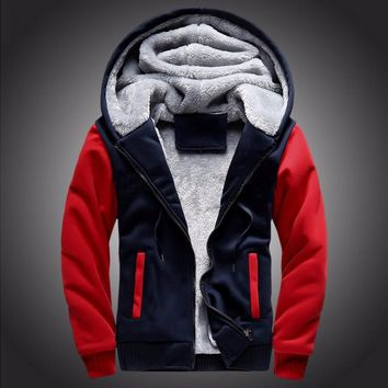 Men's Hooded Jackets