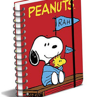 NEW Peanuts: Snoopy and Woodstock Spiral Notebook
