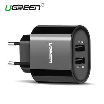 Ugreen USB Charger 5V3.4A Universal Portable Travel Wall Charger