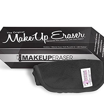 Makeup Eraser Chemical Free Removing Cloth, Black