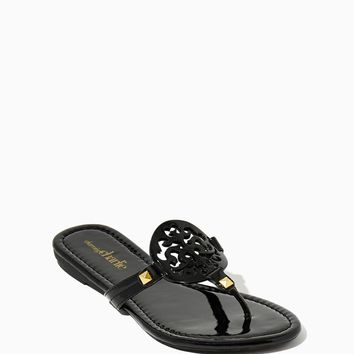 Ceili Medallion Sandals | Shoes | charming charlie